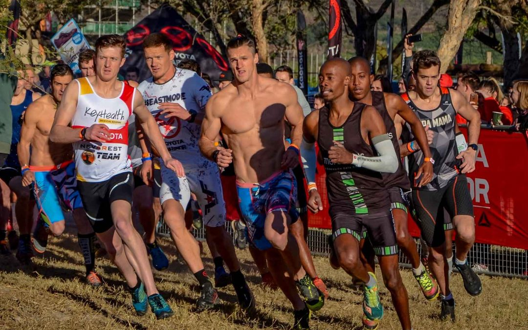 Nelspruit Warrior Proved Golden For New Black Ops Elite Winners, Cahill And Smit