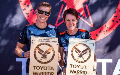 KZN OCR Power Couple Take Gold At Warrior Stellenbosch