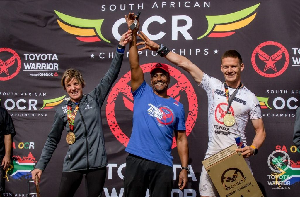 Toyota Warrior Crowns Its First South African OCR Champions