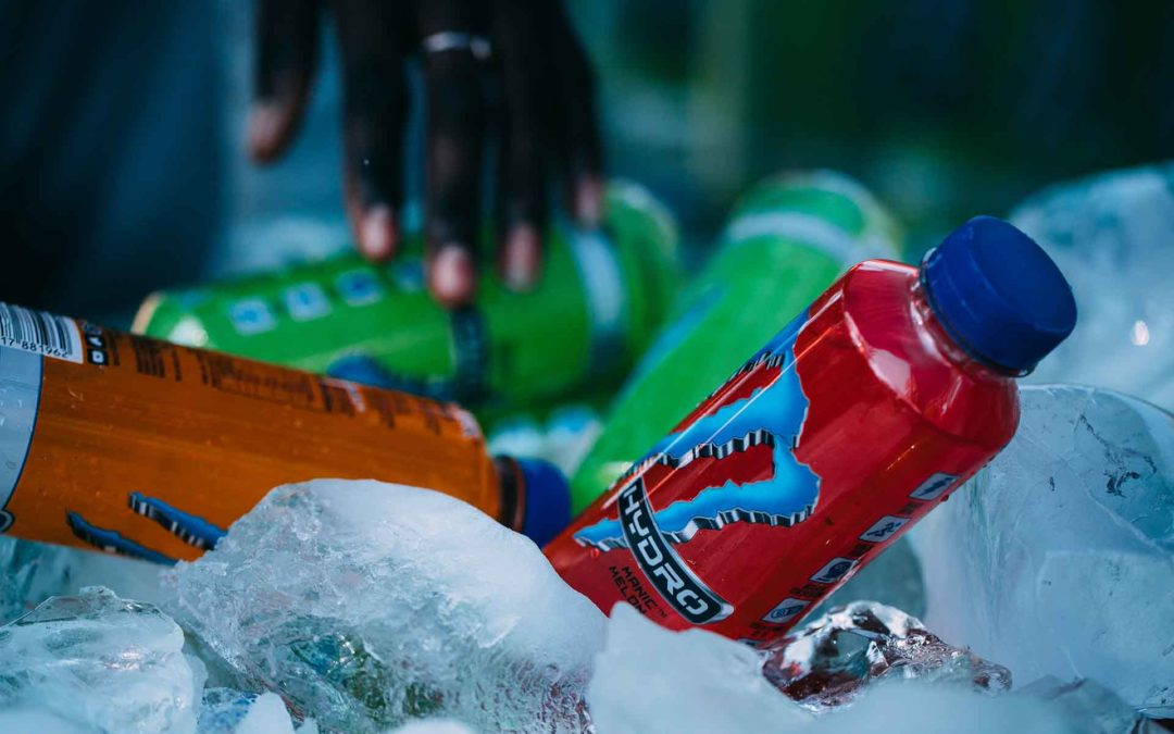 Monster Energy: Official Energy Drink Partner 2019