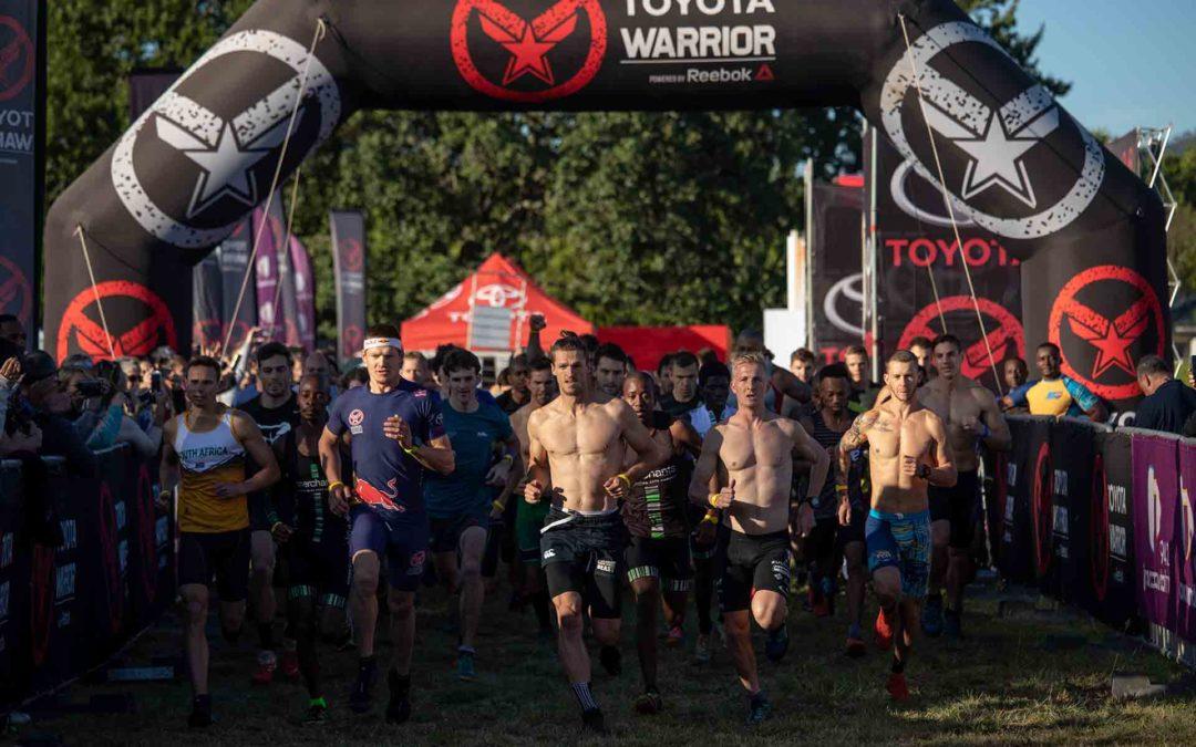 Warrior 2019 Series Winners