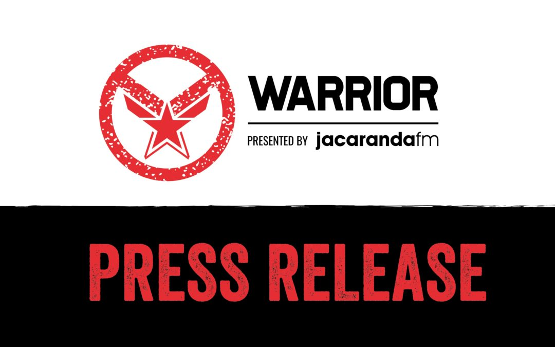 Warrior #3 – KZN Cancelled