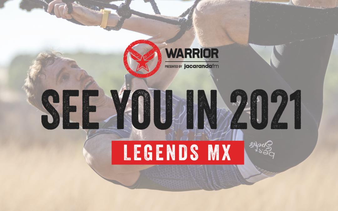 Warrior #5 Legends MX – CANCELLED